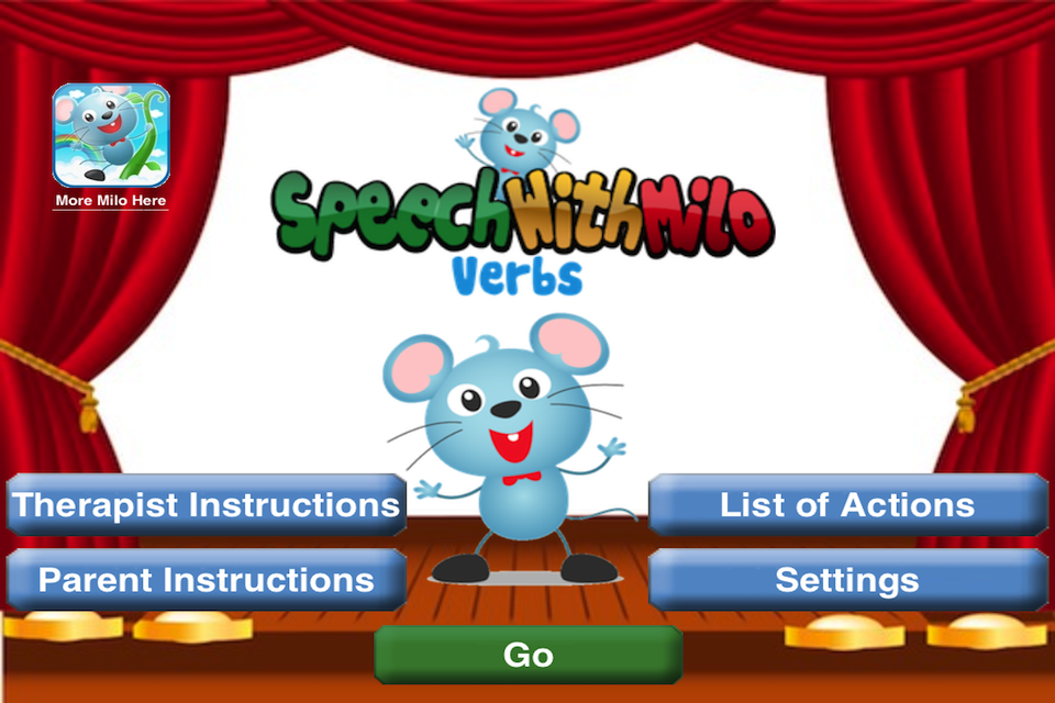 Speech with Milo - Educational App