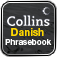 Collins Danish Phrasebook