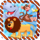 Animal Kingdom Saga: Magic Hexa Puzzle